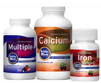Essential-Chewable_Multi-Mix-Berry_Calcium-Black-Raspberry_Iron-30-Black-Raspberry
