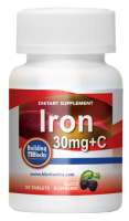 Iron 30mg+C_Black Rasp (New)